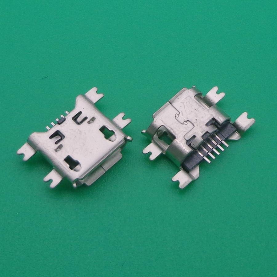10 Uds Micro Mini cargador USB puerto de carga Dock jack conector partes de reparación plug para teléfono Snopow M8 Reparación de alta calidad