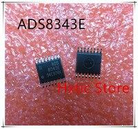 NEW 10PCS/LOT ADS8343E ADS8343EB ADS8343 SSOP-16 IC