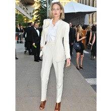 Formal Women Suit Pants Elegant Woman Office Suit Top and Pant Set Formal Suits for Weddings Womens Suits Blazer with Pants 2018