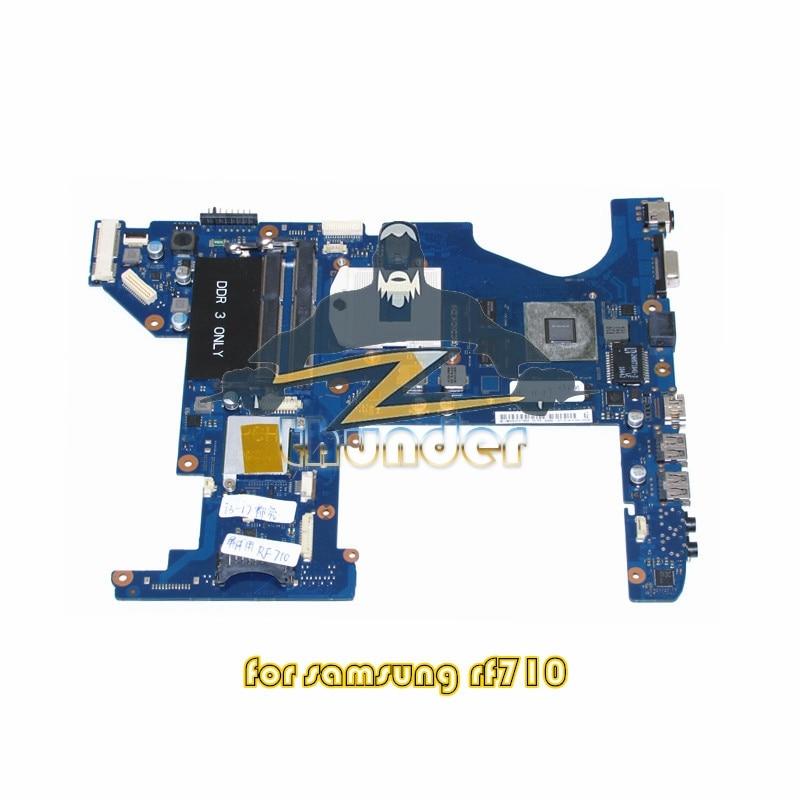 BA41-01374A BA41-01373A BA92-07131A BA92-07131B para Samsung RF710 placa base de computadora portátil GeForce GT330M