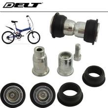 1set MTB Downhill MTB Mountain Cycling bike Bicycle Frames Pivot lock Bolts Screws nuts 28.8mm Accessories