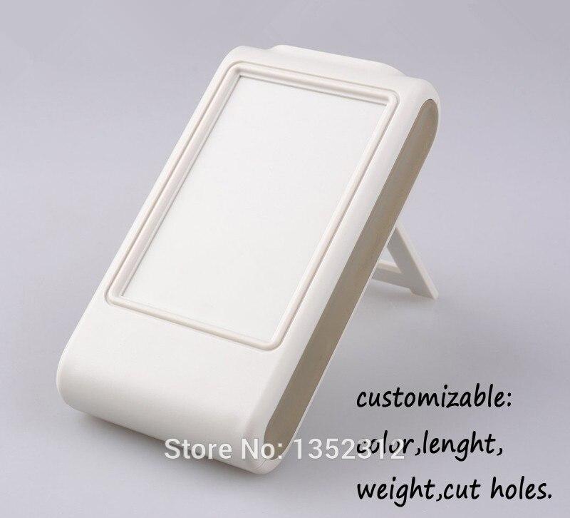 5 unids/lote de plástico de la caja de Control de carcasa de plástico abs, caja de plástico para electrónica proyecto caja de ip55 141*76 * 28mm