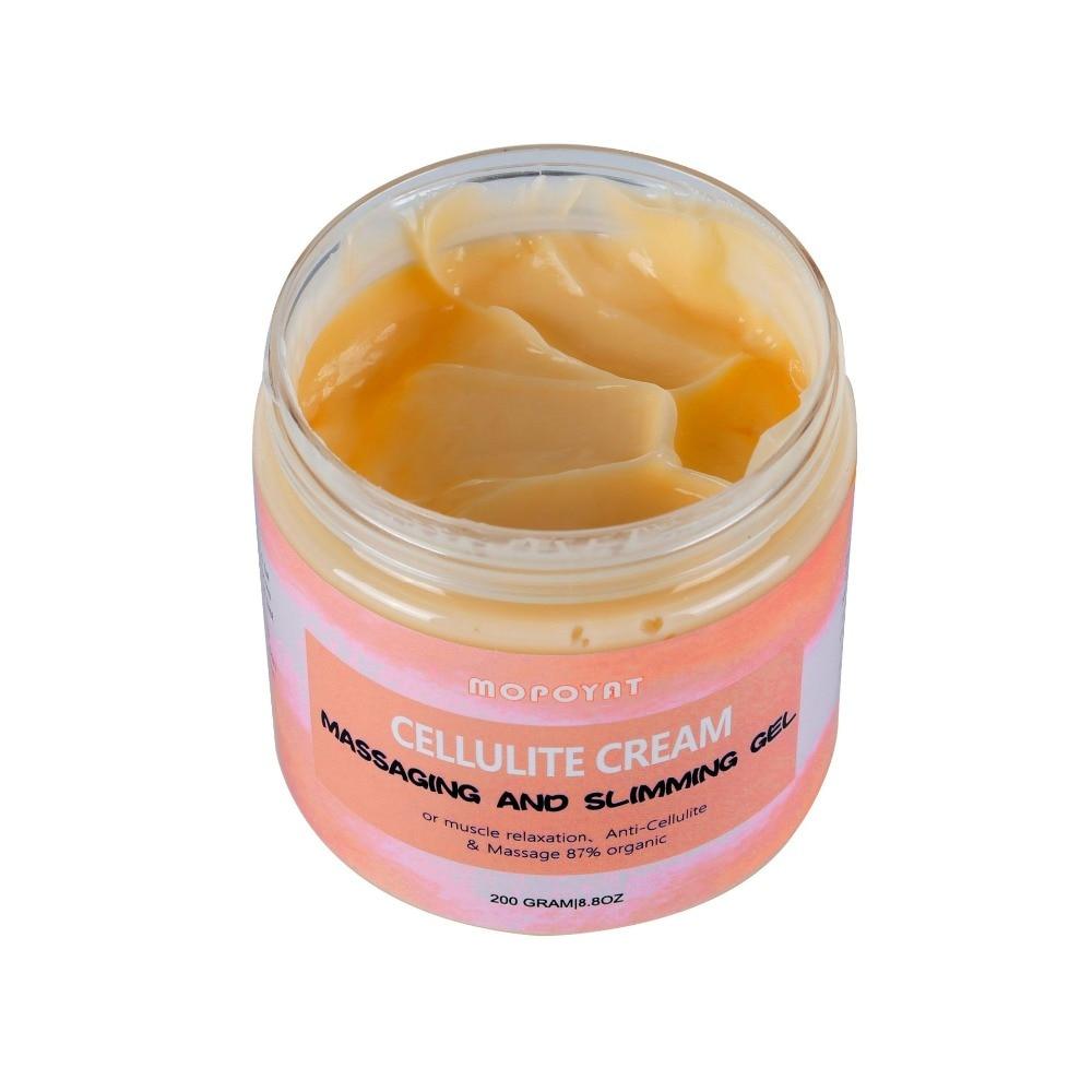APINKGIRL 200G Body Slimming Cream Anti Cellulite Cream Weight Loss Creams Leg Body Waist Effective Fat Burning