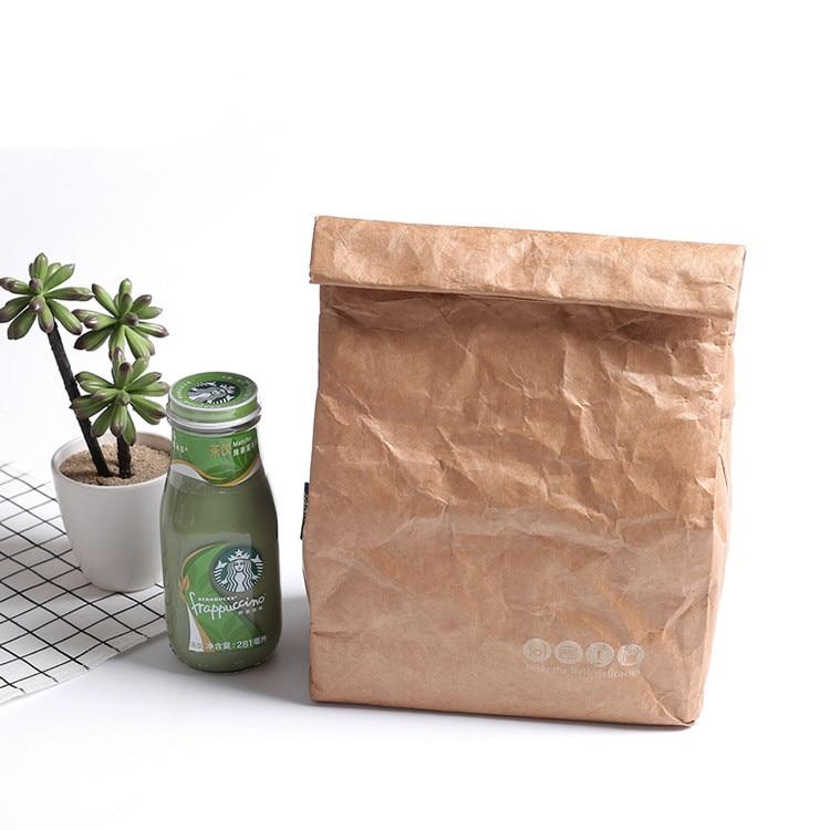2019 fiambrera térmica aislante portátil, bolsa plegable para comida, bolsa aislante de tela Oxford para hombres, bolsa térmica para alimentos, aperitivos y Picnic
