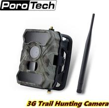 Caméra de chasse numérique S880G 12MP HD 1080P   940NM, caméra de jeu Trail, 3G de réseau SMS/MMS à Vision nocturne, 56 pièces, armoire IR