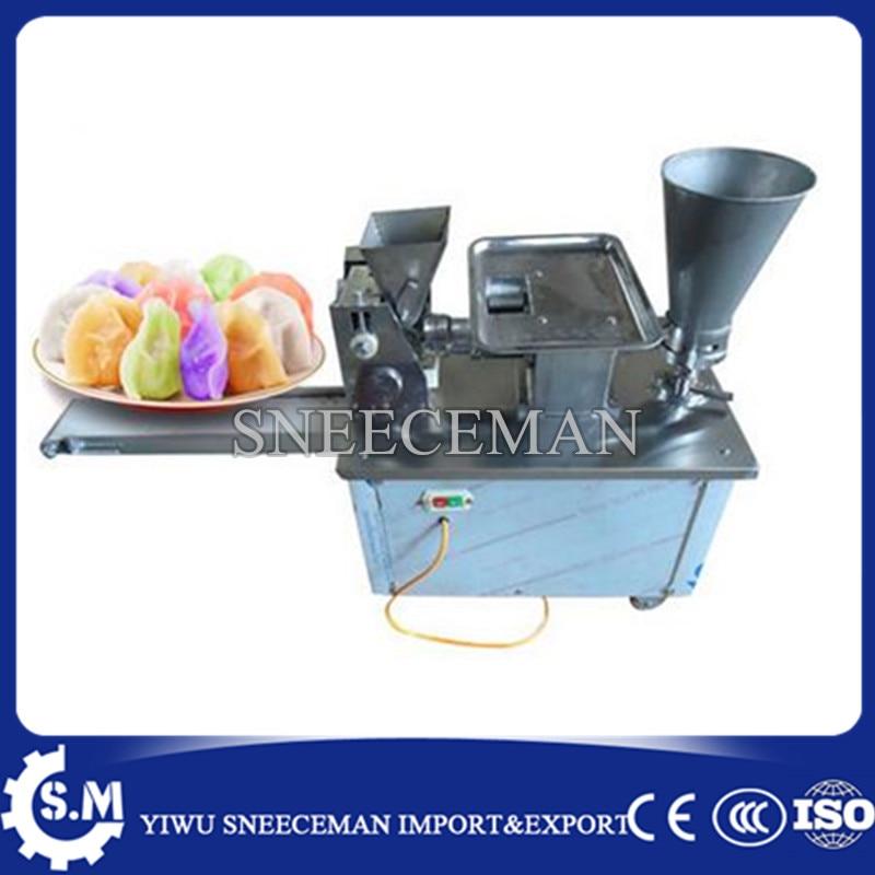 4800 pcs/h automática comercial máquina de bolas de masa hervidas multi-funcional rollo de primavera máquina de bola de masa hervida de Samosa empanda máquina