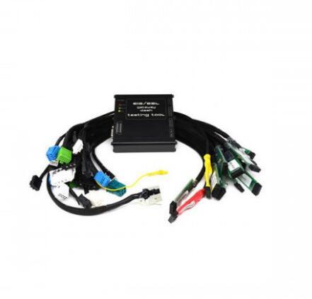 EZS EIS ELV ESL Dash Gateway completa dispositivo de prueba con OBD W210 W211 W212 W220 W221 W164 W166 W203 W204 W207 W906 W639 para BENZ