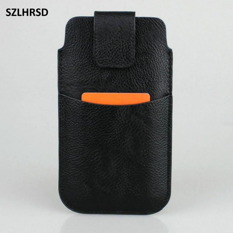 Funda Vkworld F1 MIX Plus de piel sintética tipo billetera para exteriores, riñonera para m-horse Pure 1 2 Irbis SP551 CUBOT NOTE Plus Magic