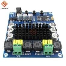 TPA3116D2 TPA3116 120 Вт + 120 Вт 2*120 Вт 120 Вт Bluetooth 4,0 двухканальный стерео цифровой аудио усилитель мощности доска акриловый корпус
