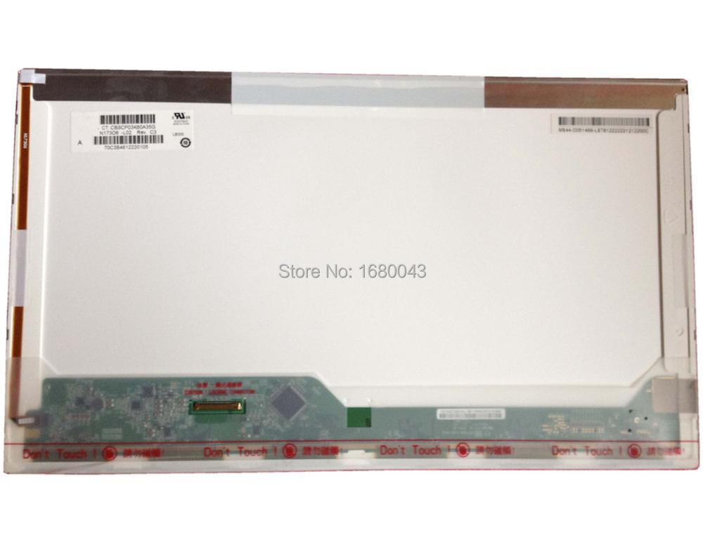 40-контактный ЖК-дисплей для ноутбука N173O6-L02 Rev C3, подходит для LTN173KT01 LP173WD1 TLA1 TLC3 B173RW01 17.3LED