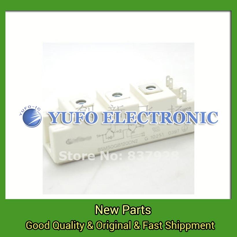 Envío gratis 1 piezas BSM50GB120DN2 módulo de potencia original nuevo suministro especial Bienvenido a la orden