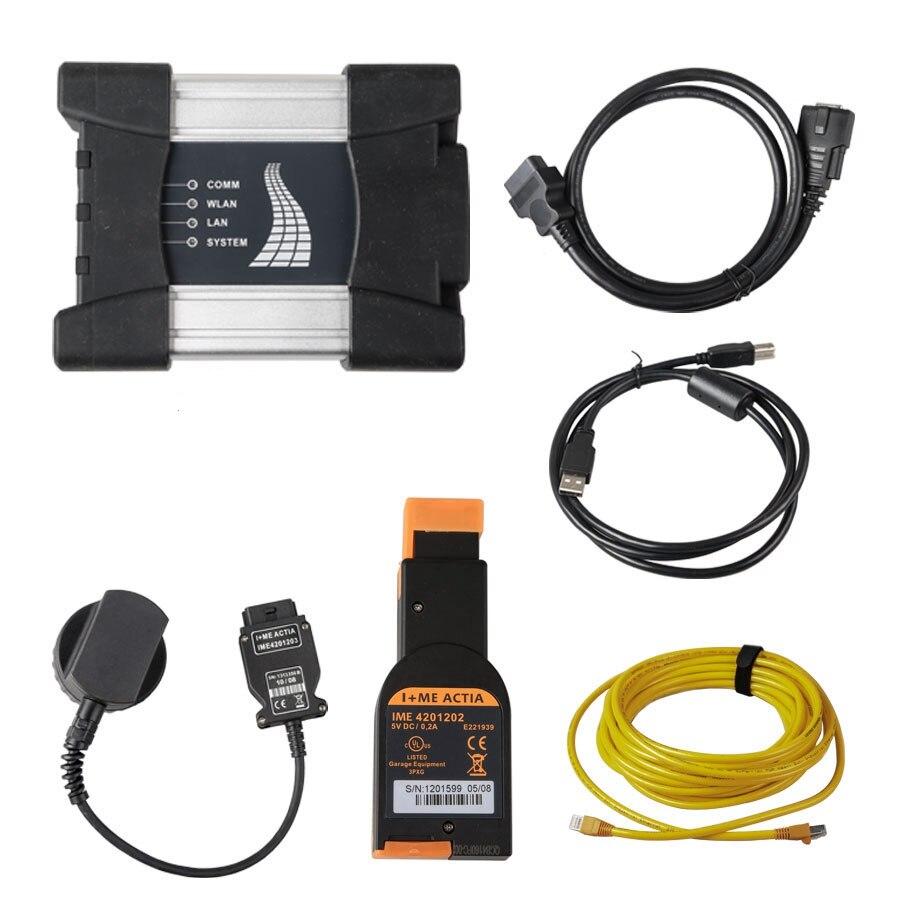 Nuevo ICOM próximo para BMW ICOM A2 A + B + C + ICOM A3 de diagnóstico y herramienta de programación