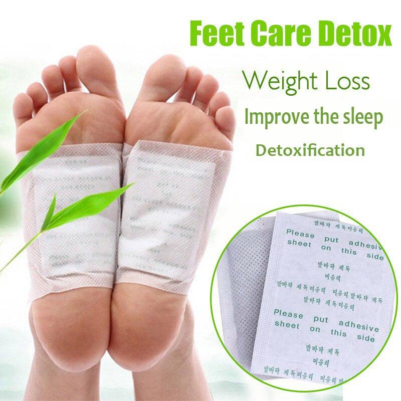 1000 Uds = 500 paquetes Kinoki parche de eliminación de toxinas para pies parches de bambú con herramienta de cuidado de pies adhesiva mejorar el sueño adelgazamiento pegatina de pies