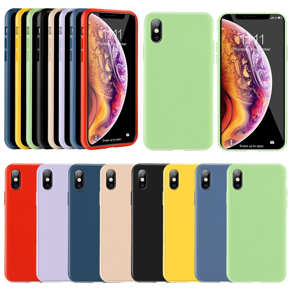 KISSCASE funda de silicona Ultra suave para Red mi Note 7 6 Pro 6 5A funda de silicona para Xiaomi mi 9 se 9 8 Se 8 para teléfono móvil F1 nebulosa