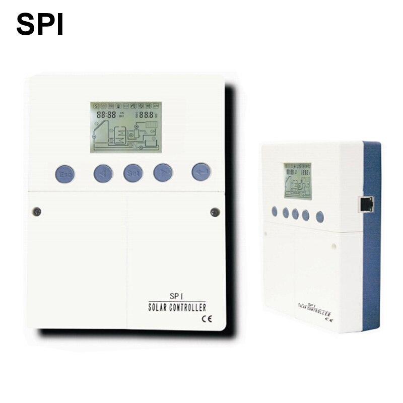 SPI-وحدة تحكم في نظام تجميع/خزان الطاقة الشمسية ، نظام تجميع/حمام السباحة ، SPI