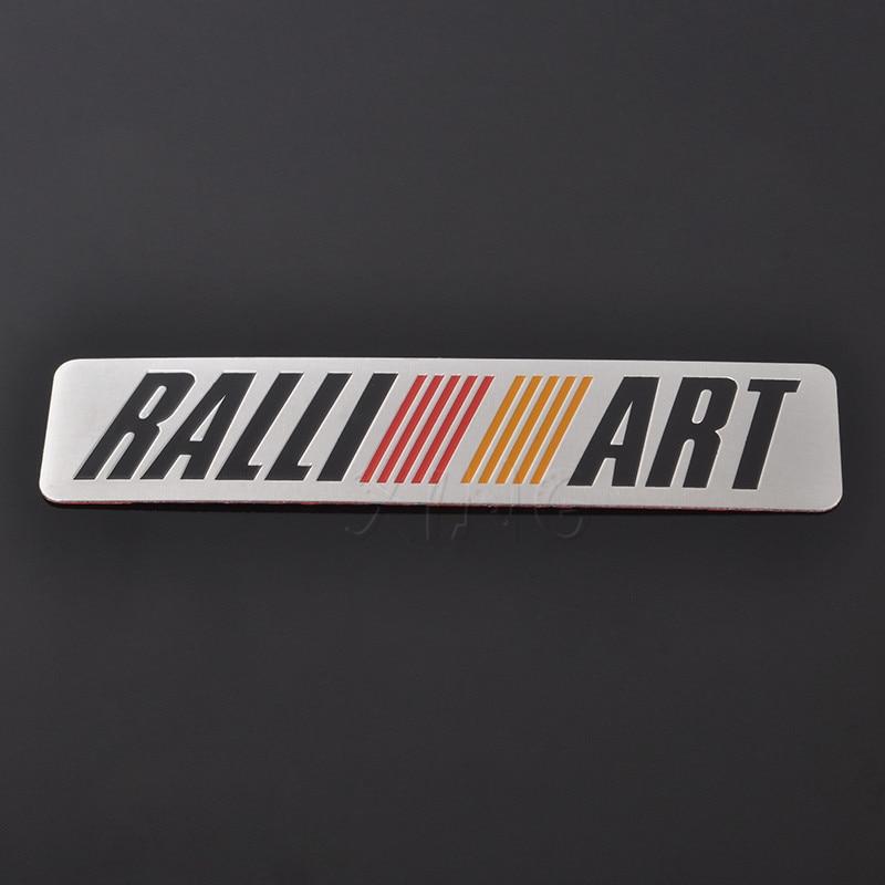 Car Sticker Auto Badge Emblem Decal For BMW M Power AC SCHNITZER Mitsubishi ralli art Honda Mugen For Nissan Nismo Motorsport