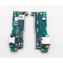 New For Sony Xperia L1 G3311 G3312 G3313 USB Charge Port Connector Charging Board charging flex Mic