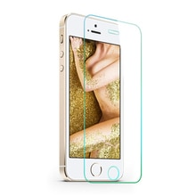 For iPhone 5s se Glass Screen protector Pelicula De Vidro For iPhone 5 5s 5c se Verre Trempe Accesso
