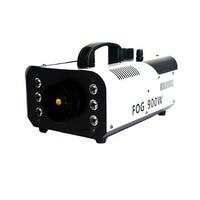 900W led fog machine smoke machine LED colorful spray machine discos concert stage light bar fog machine