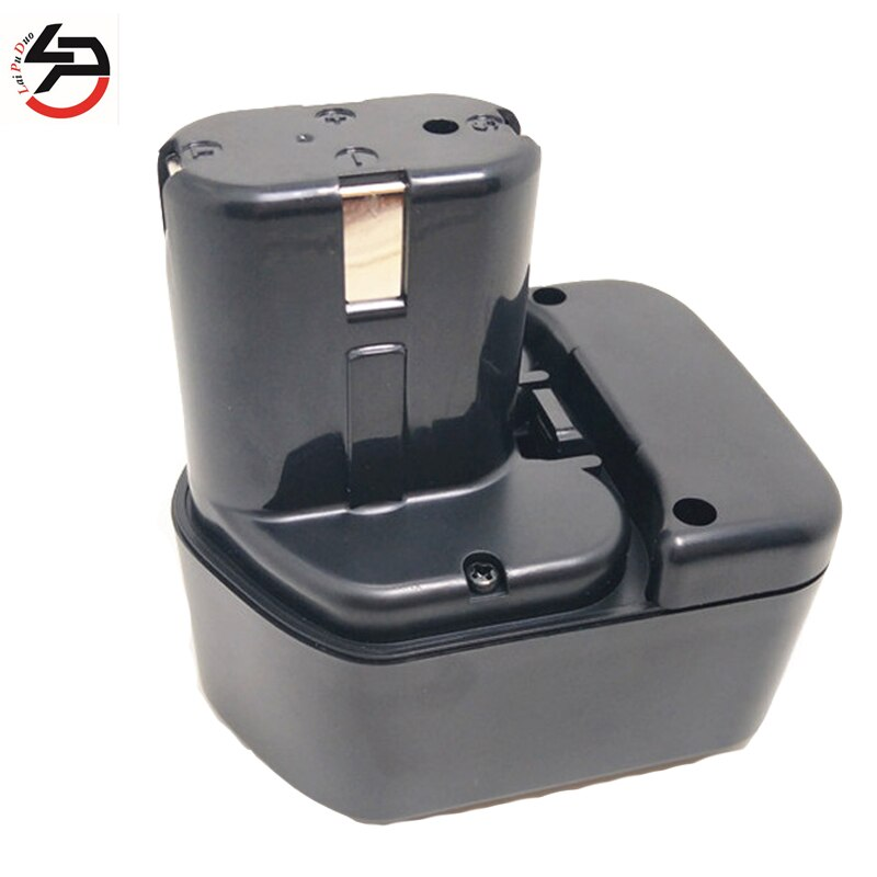 12V Ni-CD 1.5Ah Replacement Power Tool Battery for Hitachi EB1212S EB1214L EB1214S EB1230,EB1230H,EB1230X, DS12DVF3