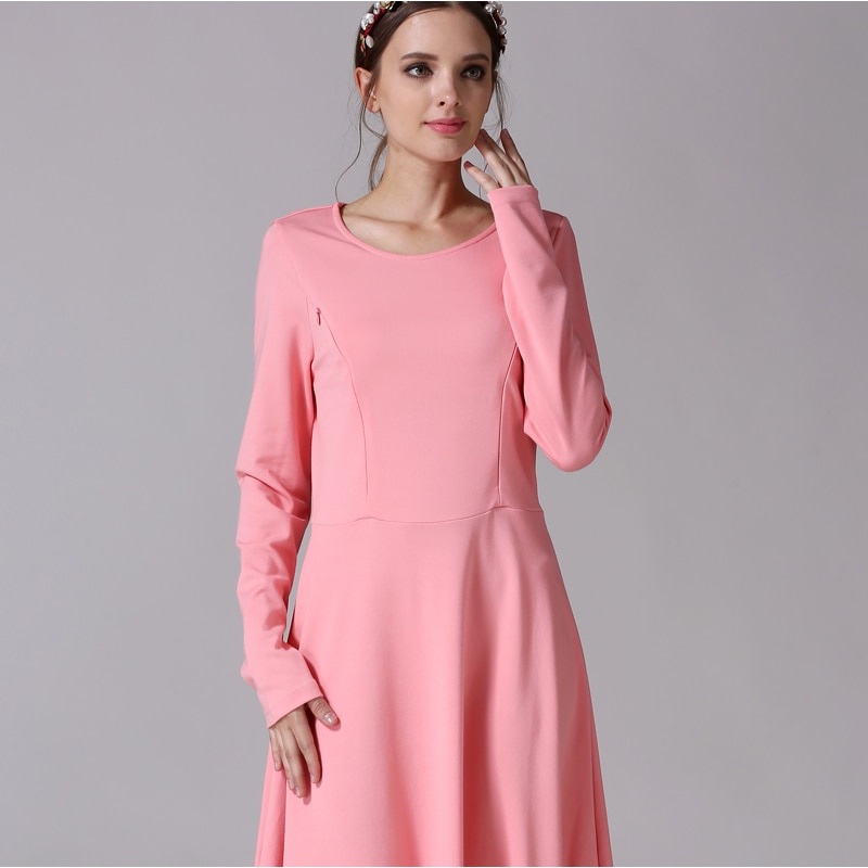 Emotion Moms Spring Autumn Long Sleeve Maternity Nursing Clothing Patchwork Breastfeeding Clothes For Pregnant Women Maternity enlarge