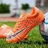 Chaussures de Football décontractées pour enfants et adolescents baskets d'été respirantes à lacets