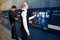 32 inch ir multi touch screen panel 6 points infrared touch panel frame for interactive table