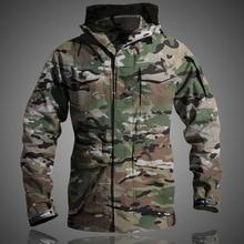 M65 UK US Army Clothes Casual Tactical Windbreaker Men Hiking Autumn Waterproof Flight Pilot Coat Hoodie Military Field Jacket