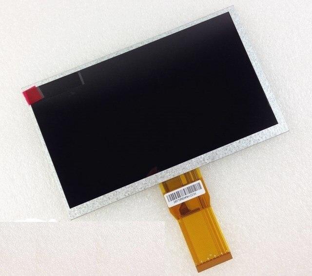Novo 7 Polegada Substituição Display LCD de Tela Para Digma Optima 7.4 3G (TT7024MG) tablet PC Frete grátis