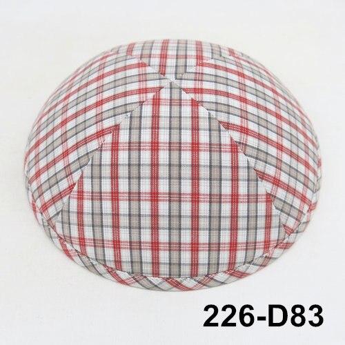 Kippot Kippa Kippa Kippa Kippa, bonnet juif en tissu 19cm