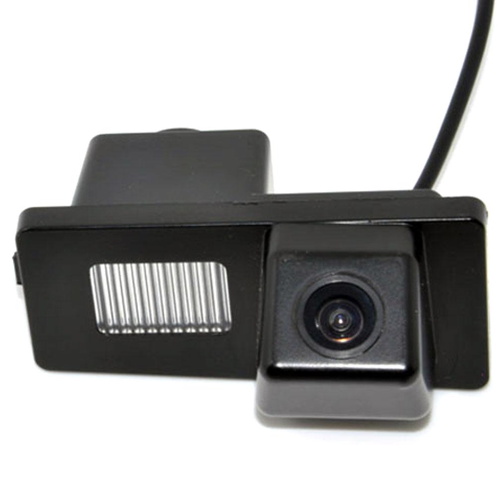 CCD Auto Backup Rear View  Camera Car Reverse Car Rearview reversing Parking Kit Camera For Ssangyong Rexton Kyron