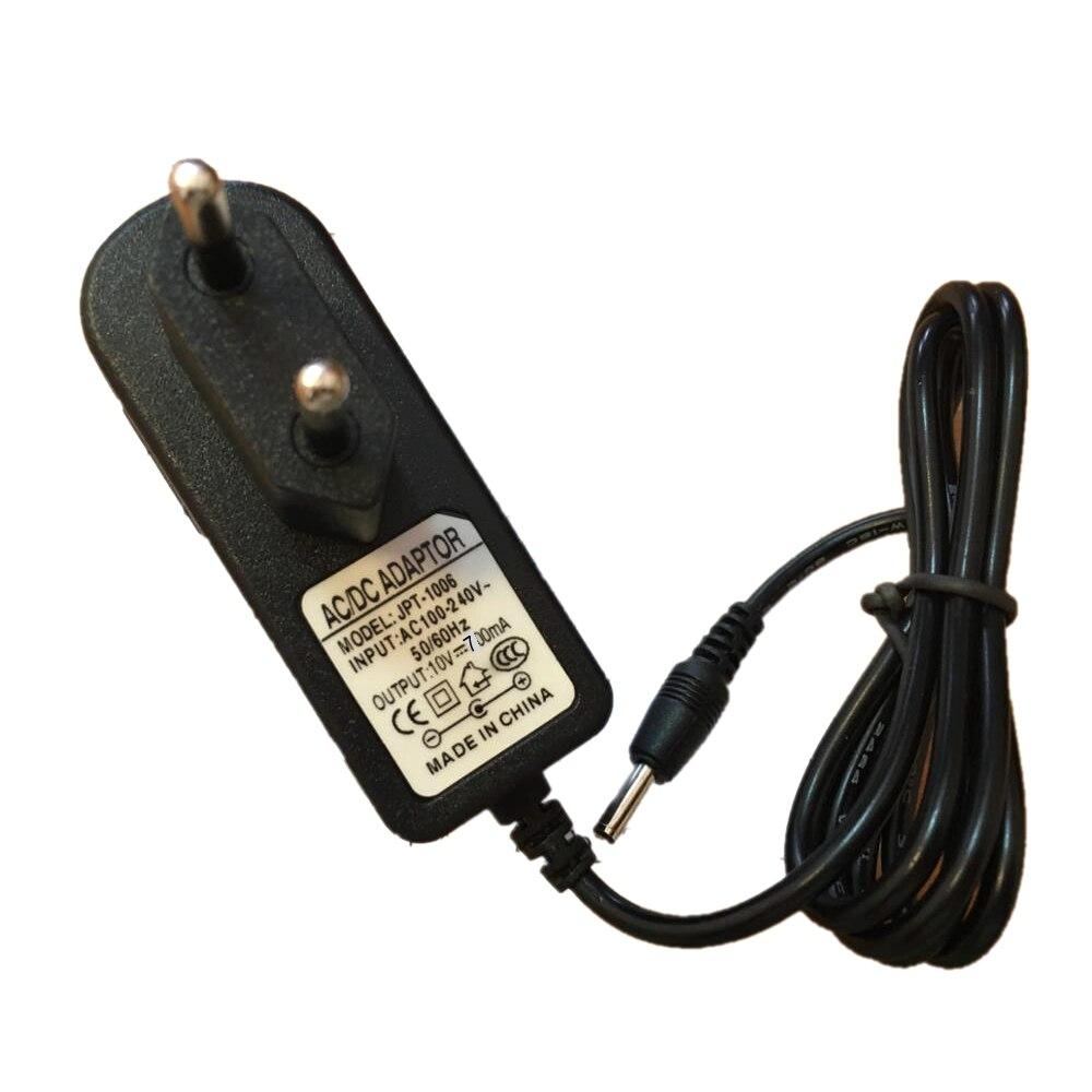 5 uds cargador adaptador Universal de CA CC 10V 700mA 0.7A para Lego Mindstorms EV3 NXT 45517 fuente de alimentación para baterías de iones de litio