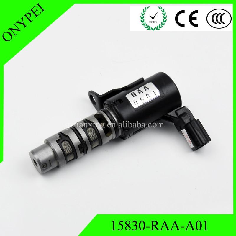 Solenoide de sincronización Variable del motor 15830-RAA-A01 para 03-07 Honda Accord 2.4l-l4 15830 RAA A01 15830RAAA01 917-277