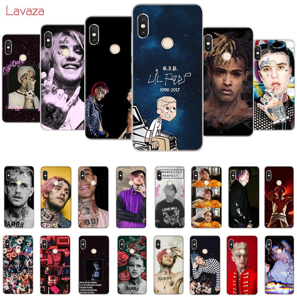 Lavaza Tentacion Lil Peep Lil Bo Peep duro caso de Huawei Mate 10 20 P9 P10 P20 Lite Pro P smart 2019 Honor 8X 8C cubierta