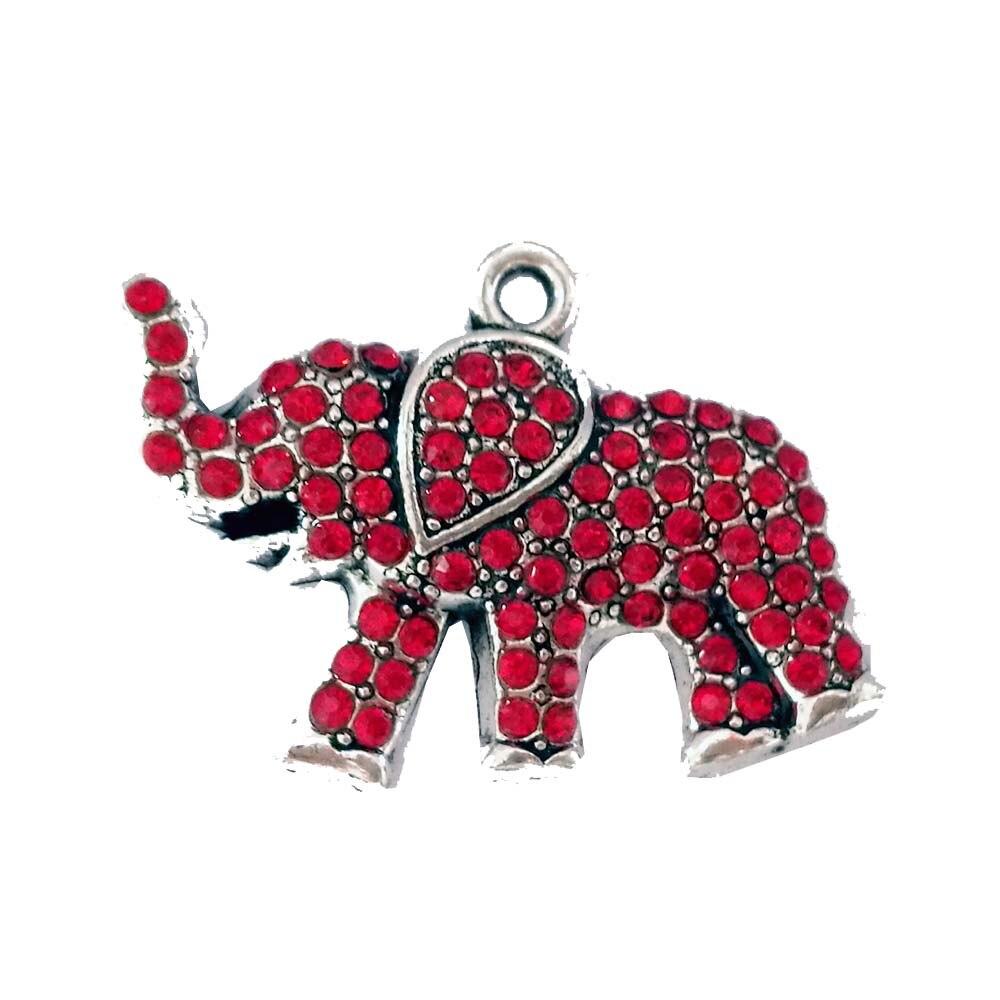 Greek Sorority  DST DELTA  Elephant  DIY  Charm