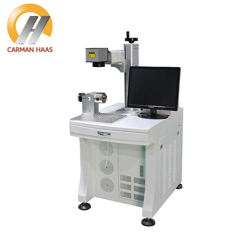 20W Desktop Fiber Laser Marking Machine Metal Marking 1064nm Laser Engraving Machine Metal Marking Machine
