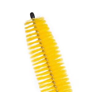 Image 5 - Beler, новинка, 1 шт., желтое колесо, шина, обод, ступица, длинная щетка, щетка для очистки, моющий инструмент для автомобиля, автомобиля, мотоцикла