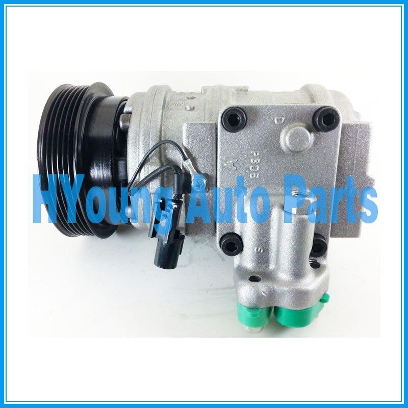Compresor de aire acondicionado automático forKia Grand carnaval 2.9L 977014D110