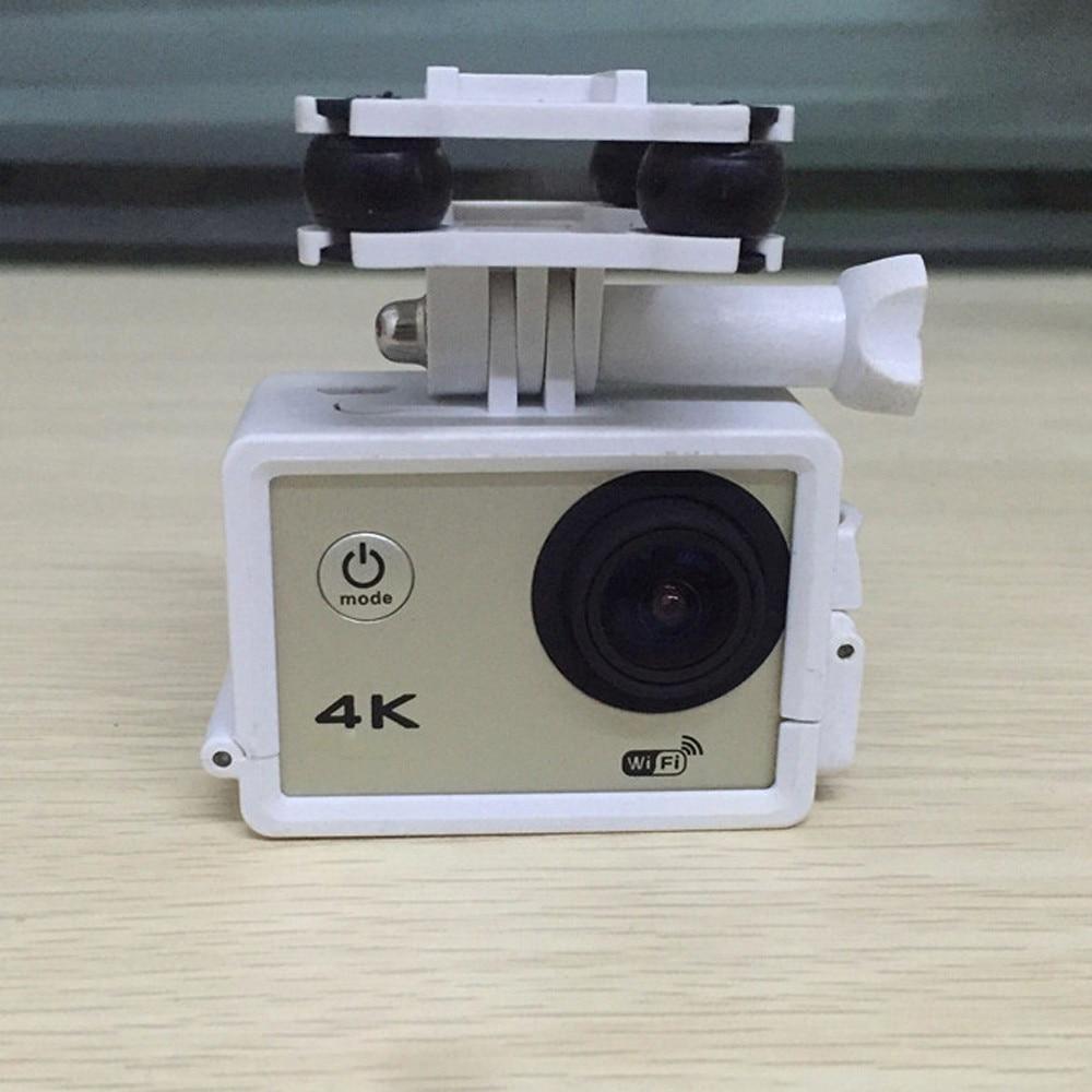 Держатель камеры SJ/GoPro/Xiaoyi с Gimble/Gimbal для квадрокоптера SYMA X8c/X8g/X8w