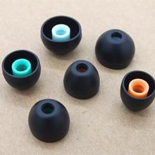 Almohadillas para los oídos para Mdr Dr Xba, originales, S/M/L, colores duales, silicona Flexible, duradera, Colombia