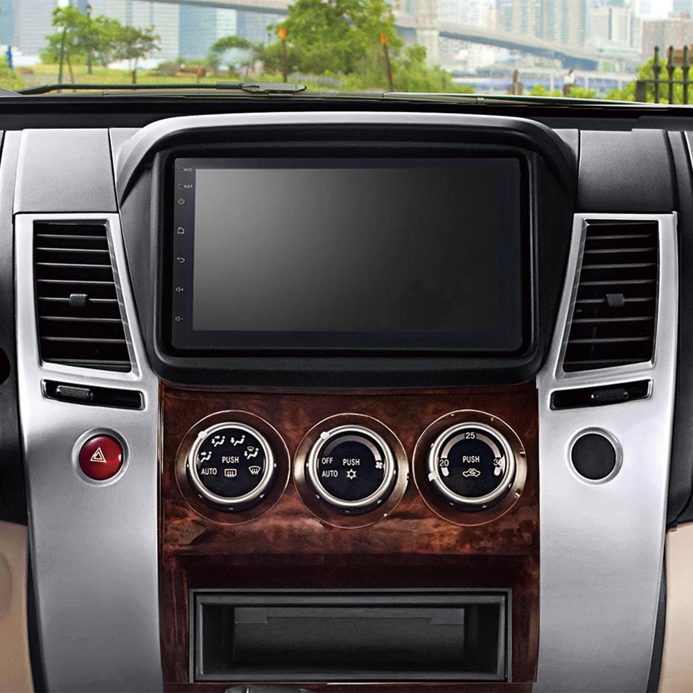 Pantalla táctil LCD de 7 pulgadas, Monitor Universal 2 din, reproductor Multimedia para coche, autorradio, compatible con Bluetooth, WIFI, tarjeta SD, USB