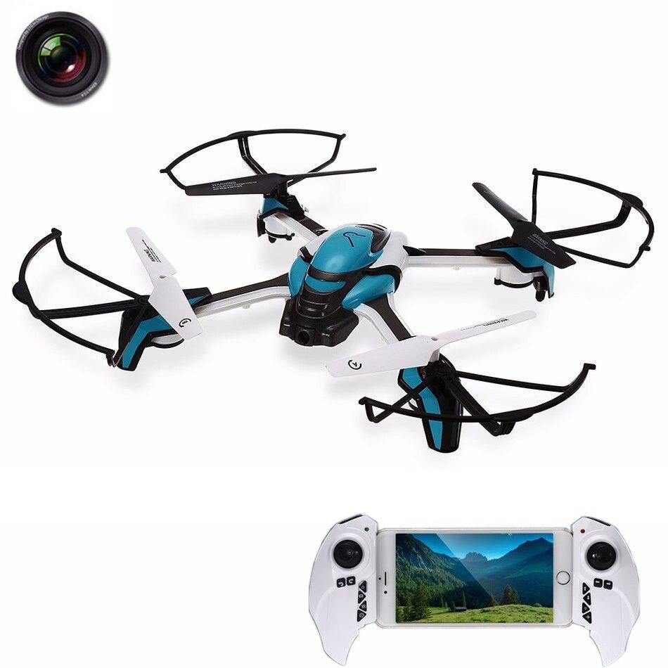 Kaideng pantonma k80 rc quadcopter 2.4 ghz 6-aixs 4ch rc zangão com 0.3mp wifi fpv rc quadcopter helicóptero rtf