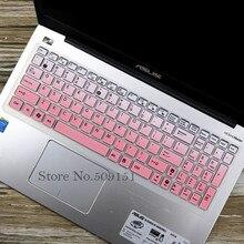 15.6 inch laptop toetsenbord Prorector cover Voor Asus k555L A555L A555 A550L F555L X555S X555L X550C R550V notobook toetsenbord cover