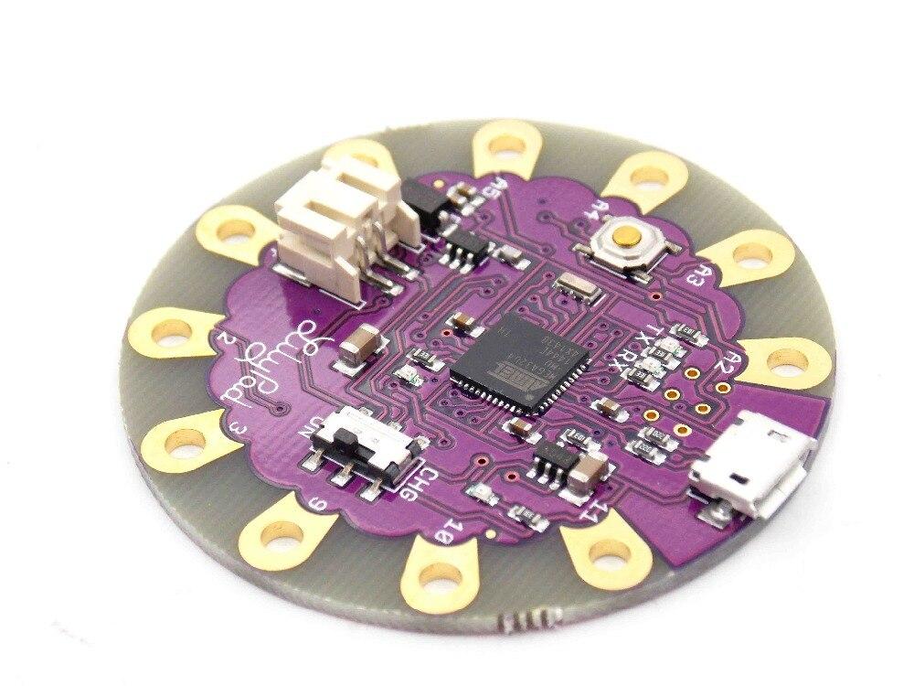 ATmega32U4 плата LilyPad USB микроконтроллер макетная плата драйвера