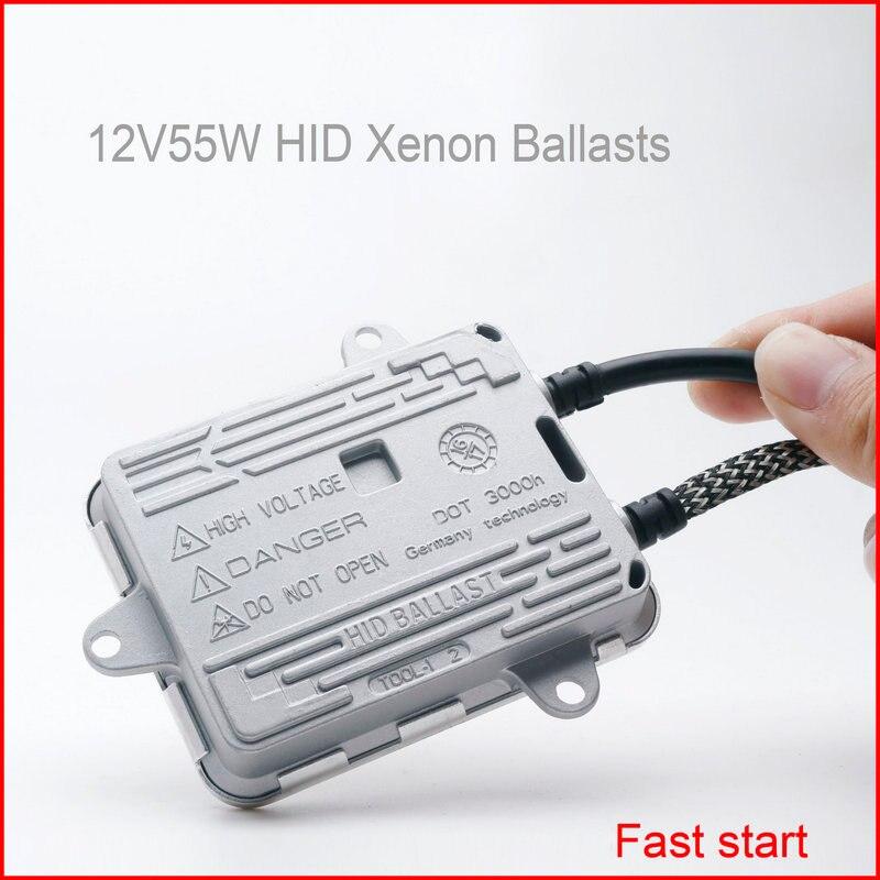 Carro 2018 Limited Car Sale New 2x Mgtv 12v55w Ac 100% Dsp Slim Xenon Ballast Fast Start 55w Quick Bright For Light Ballasts