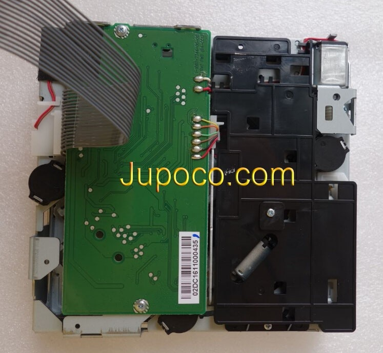 100% новый и оригинальный аудио один CD погрузчик RD5 RD4 RD45 CD погрузчик для PEUGEOT 18 контактов