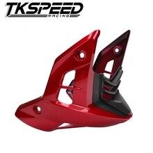Couvercle universel de protection pour moteur de moto   Pour Honda CBF150 CB190R CBF190R sous le garde-boue du garde-boue