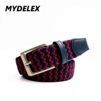 2021 new fashion unisex elastic belts free adjustable length waist belt eco material all fitting purpose wearing belt