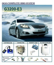 OGO Complete HHO system G3200 E3 Smart PWM MAP/MAF UPTO 3200CC