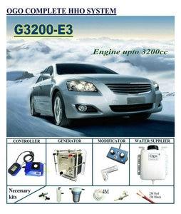 Image 1 - OGO Complete HHO system G3200 E3 Smart PWM MAP/MAF UPTO 3200CC